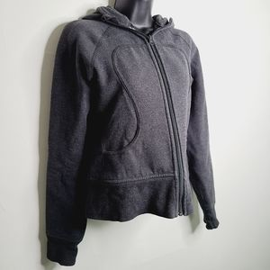 Lululemon Scuba Hoodie - Heathered Grey